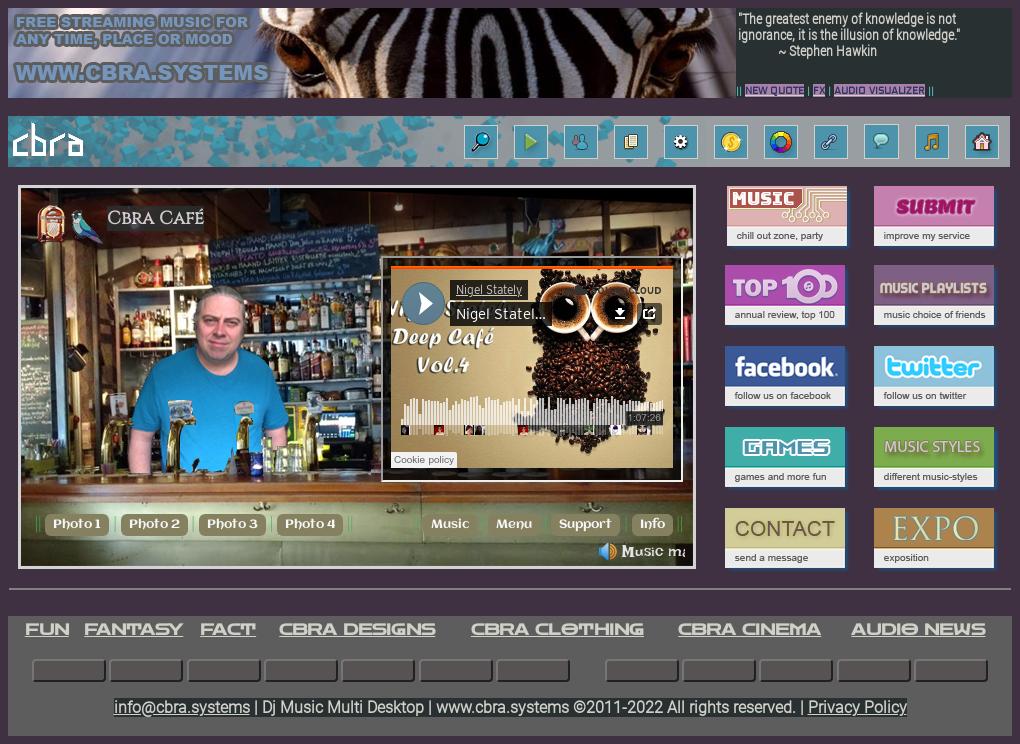 Voorbeeld CSS plaatje floaten